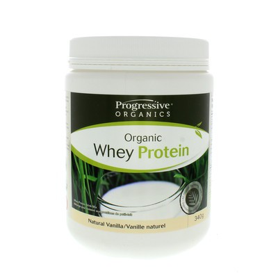 Progressive 100% Organic Whey Protein - Natural Vanilla 340 g