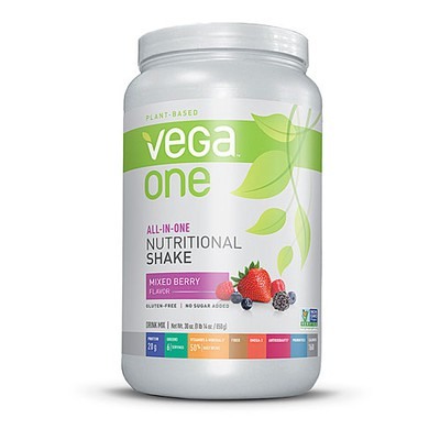 Vega All in One Nutritional Shake - Mixed Berry 850 g