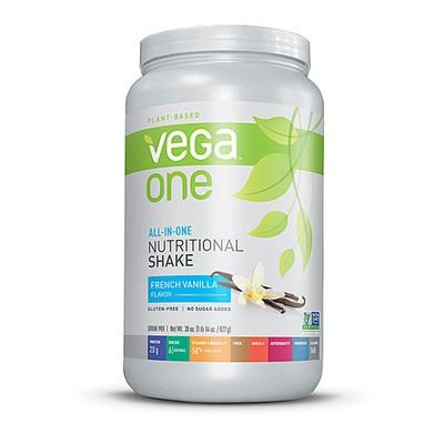 Vega All in One Nutritional Shake - French Vanilla 827 g
