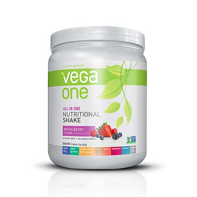 Vega All in One Nutritional Shake - Mixed Berry 425 g