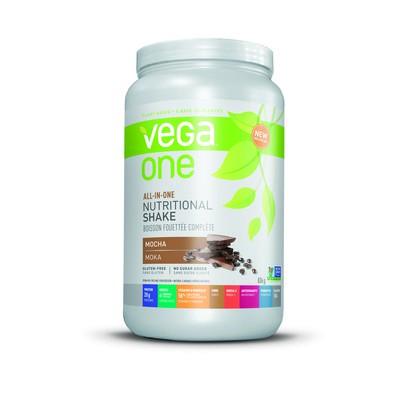 Vega All in One Nutritional Shake - NEW Mocha 836 g
