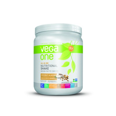 Vega All in One Nutritional Shake - NEW Coconut Almond 417 g