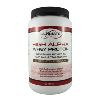Brad King Ultimate High Alpha Whey Protein - Chocolate 750 g