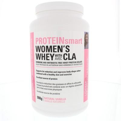 Lorna Vanderhaeghe PROTEINsmart Women's Whey with CLA - Vanilla  908 g