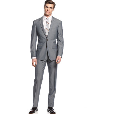 Grey Slim Fit