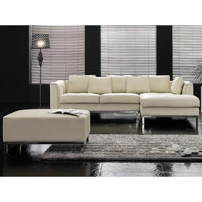 Modern Design Sectional Sofa - OSLO cream