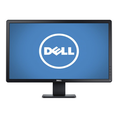 """Dell (E2414HR) 24"""" LCD Widescreen Monitor with LED , English"""