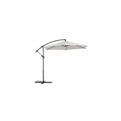 Patio Umbrella - Model CAVALLI - Cream Colour