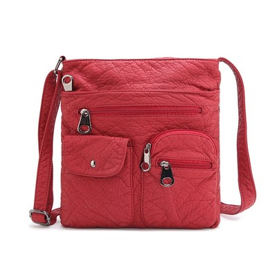 Soft Spring Red Luxanne Body Bag