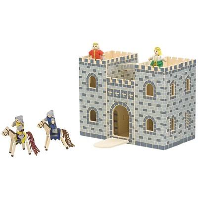 Melissa & Doug Fold & Go Mini Castle