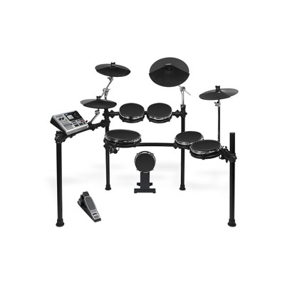 Alesis DM10 Studio Kit Mesh Six-Piece Electronic Drum Kit with Mesh Drum Heads - Alesis - DM10STUDIOUSMSHXUS
