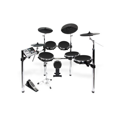 Alesis X Kit Mesh Six-Piece Electronic Drum Kit with Mesh Drum Heads - Alesis - DM10XUSMESHXUS