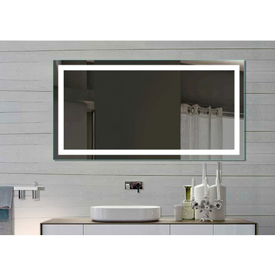 Bathroom Mirror LED Harmony 24'' X 48''