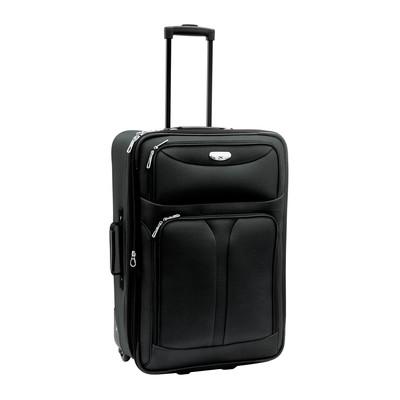 Bon Voyage Luggage Excursion Collection Exp. 28 inch Vertical Pullman - Black Color