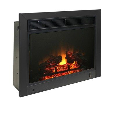 "23"" Electric Fireplace Insert"