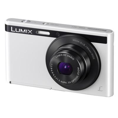 Panasonic-Refurbished Lumix DMC-XS1 White Digital Camera - Manufacturer Recertified with 90 days Warranty