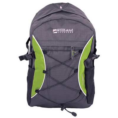 WillLand Outdoors Anytime 18L Backpack, Lime
