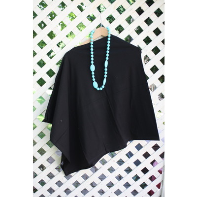 Nursing Cover - Black - Chic & Discrete