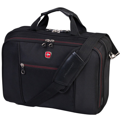 "Swiss Gear Notebook computer case. Fits most 15.6"" notebook computer"