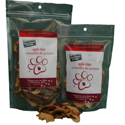 Apple Chips 45g or 100g (3 Bag Price)
