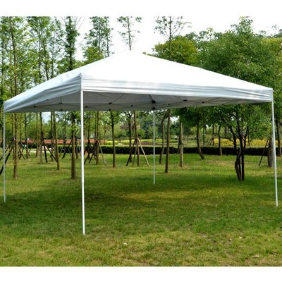 13' x 13' Outdoor Patio Pop Up Canopy Tent White