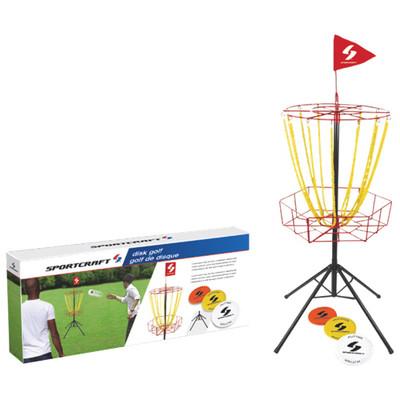 Sportcraft Disc Golf Set