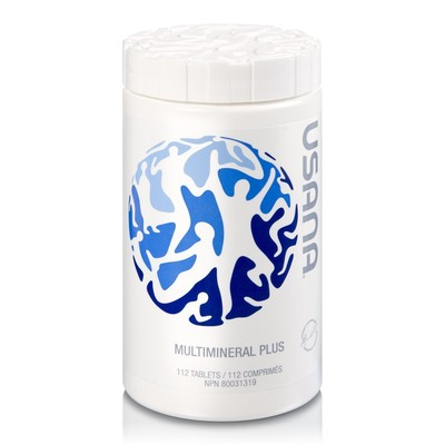 USANA MultiMineral Plus (Tablets / Bottle: 112)