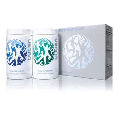 USANA Essentials of Health Pack (the Essentials, Body Rox, and Usanimals)