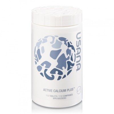 USANA Active Calcium Plus (Tablets / Box: 112)