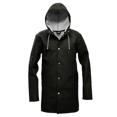 Olive Green Stockholm Raincoat