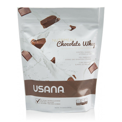 USANA Chocolate Whey Nutrimeal (Servings / Container: 9)