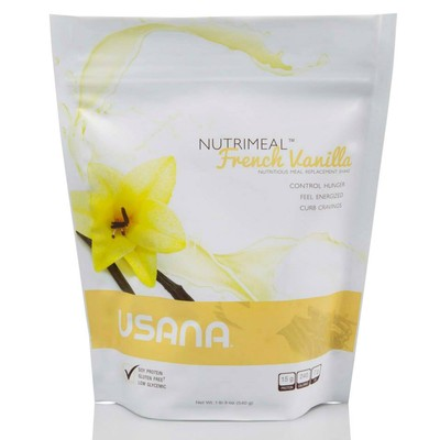USANA Vanilla Nutrimeal (Servings / Container: 9)