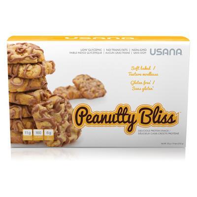 USANA Peanutty Bliss (Bars / Box: 14)