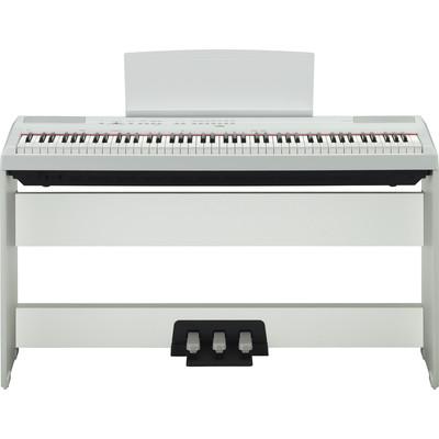 Yamaha P-115 88-Key Digital Stage Piano - White - Yamaha - P115 W