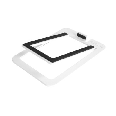 Kanto S2W Desktop Speaker Stand (White) (800152714752)