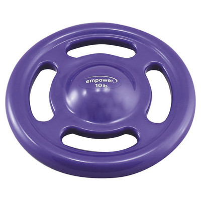 Fusion fit disc with DVD, 10lb