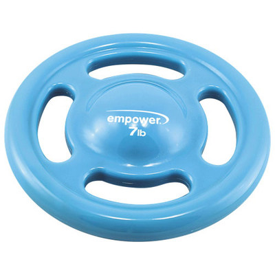 Fusion fit disc with DVD, 7lb