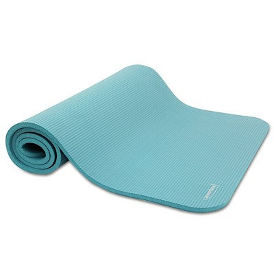 Empower Deluxe Fitness Mat With Carry Strap