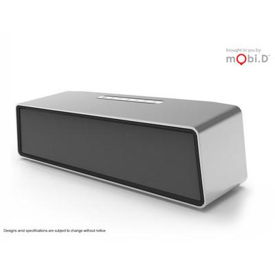 mobi.D Bluedio 3D Surround Bluetooth Speaker (SILVER) (BS-2) (BS-3)