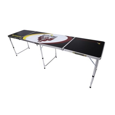8FT Portable Folding Beer Pong Table Home Picnic Camping Table