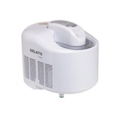 Ice Cream Maker - Compressor - 2 qt - White by Lello