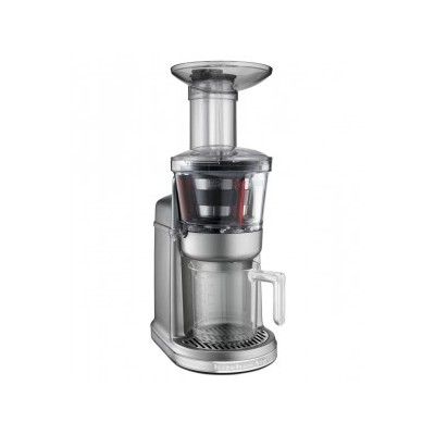 Slow Juicer - Maximum Extraction - Silver