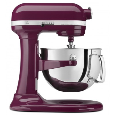 KitchenAid Pro 600 Six Quart Stand Mixer - Boysenberry