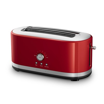 Toaster - Long slot - Red