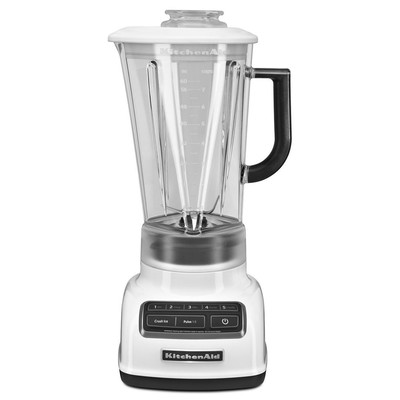 KitchenAid 5 Speed Diamond Blender - White