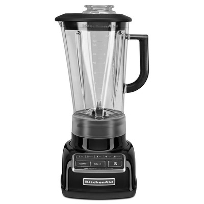KitchenAid 5 Speed Diamond Blender - Black
