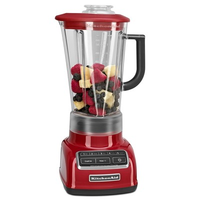 KitchenAid 5 Speed Diamond Blender - Red