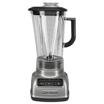 KitchenAid 5 Speed Diamond Blender - Metallic Chrome