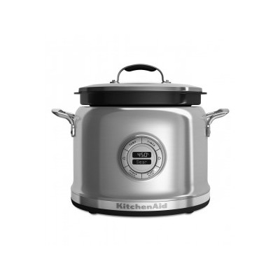 KitchenAid Multicooker - 4 Quart - Stainless Steel