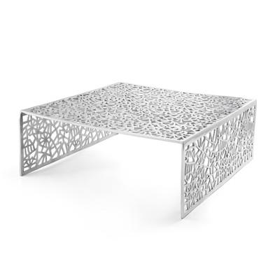 Coffee Table - Side Table - Aluminum - MORONI